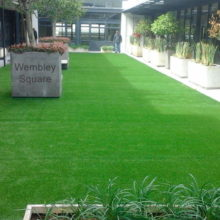 plastic grass for businesses